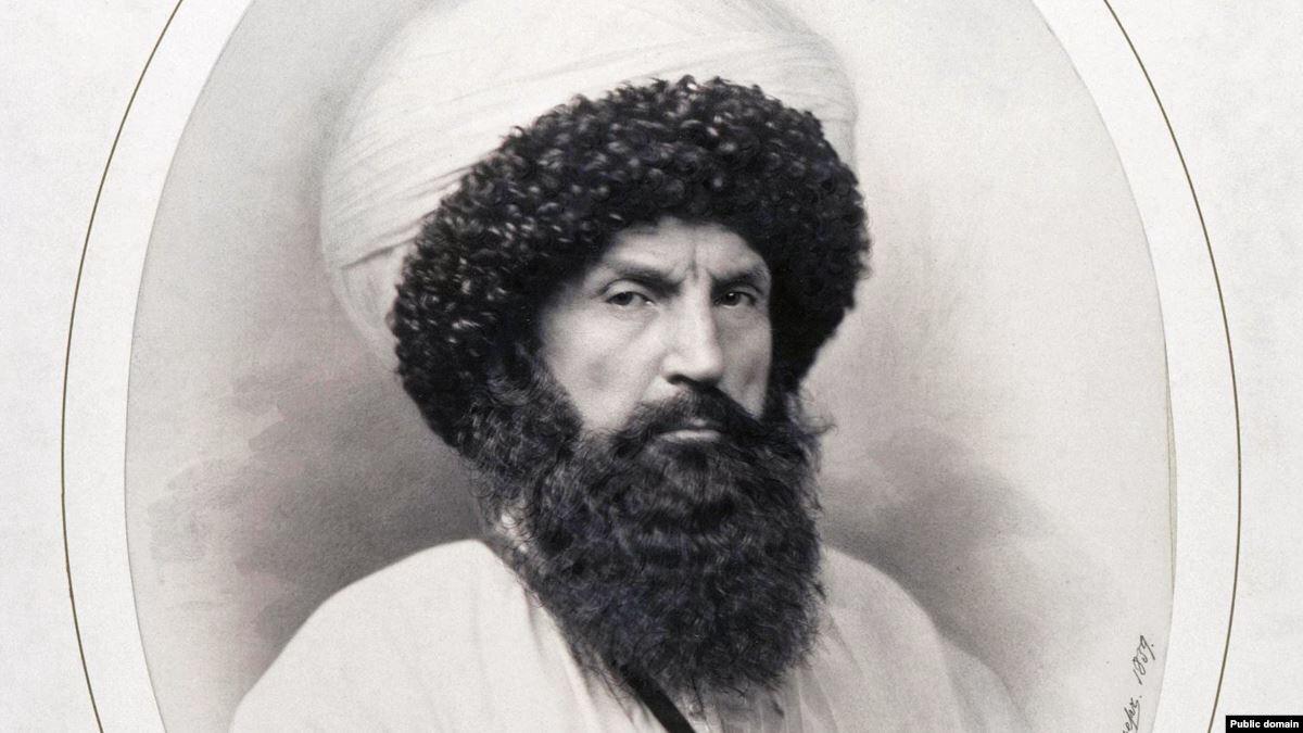 Пленение имама Шамиля