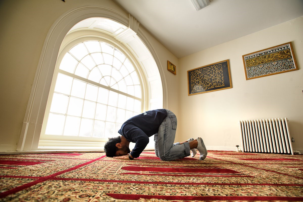 После рамадана