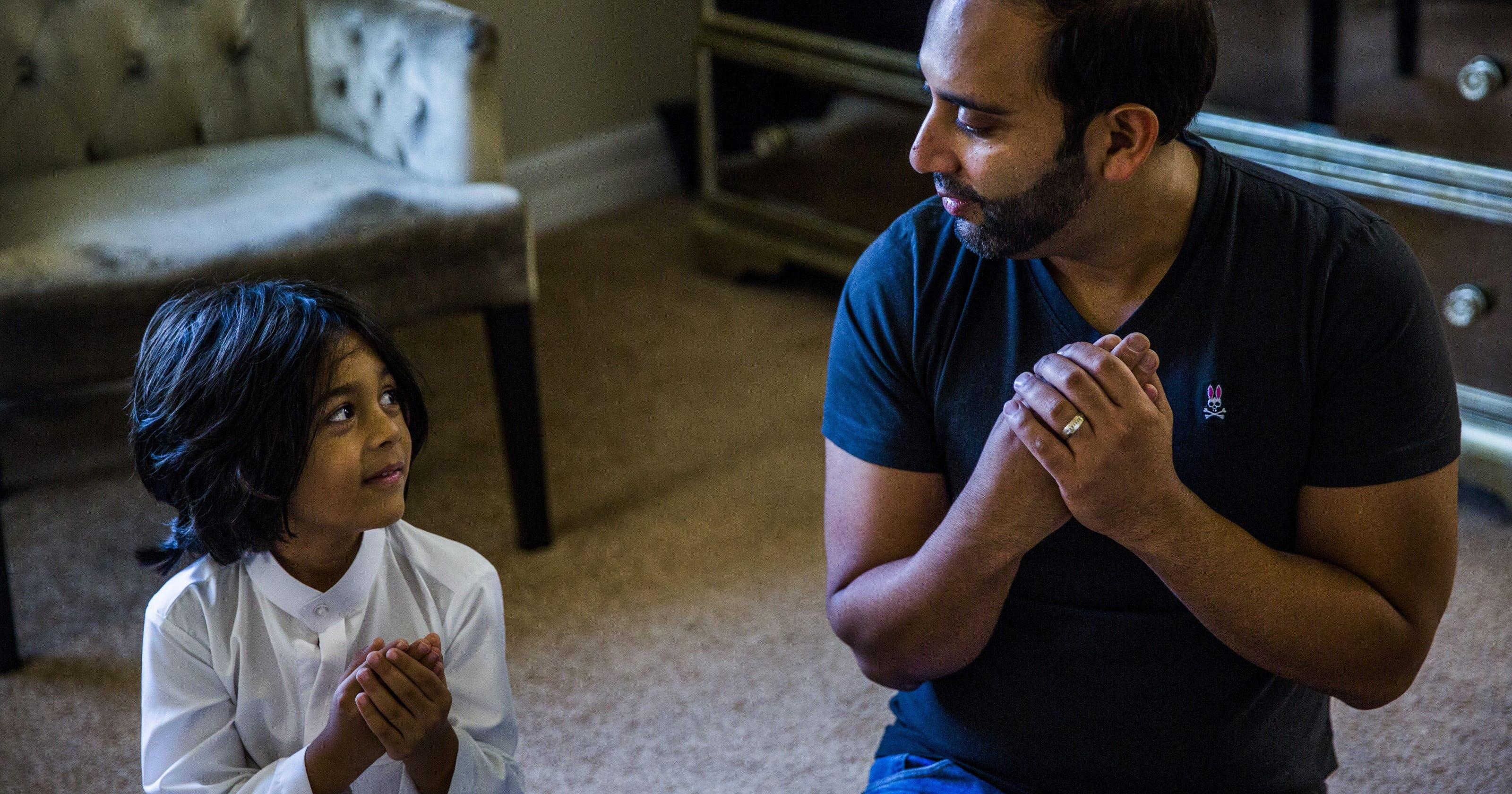 Семья рамадан