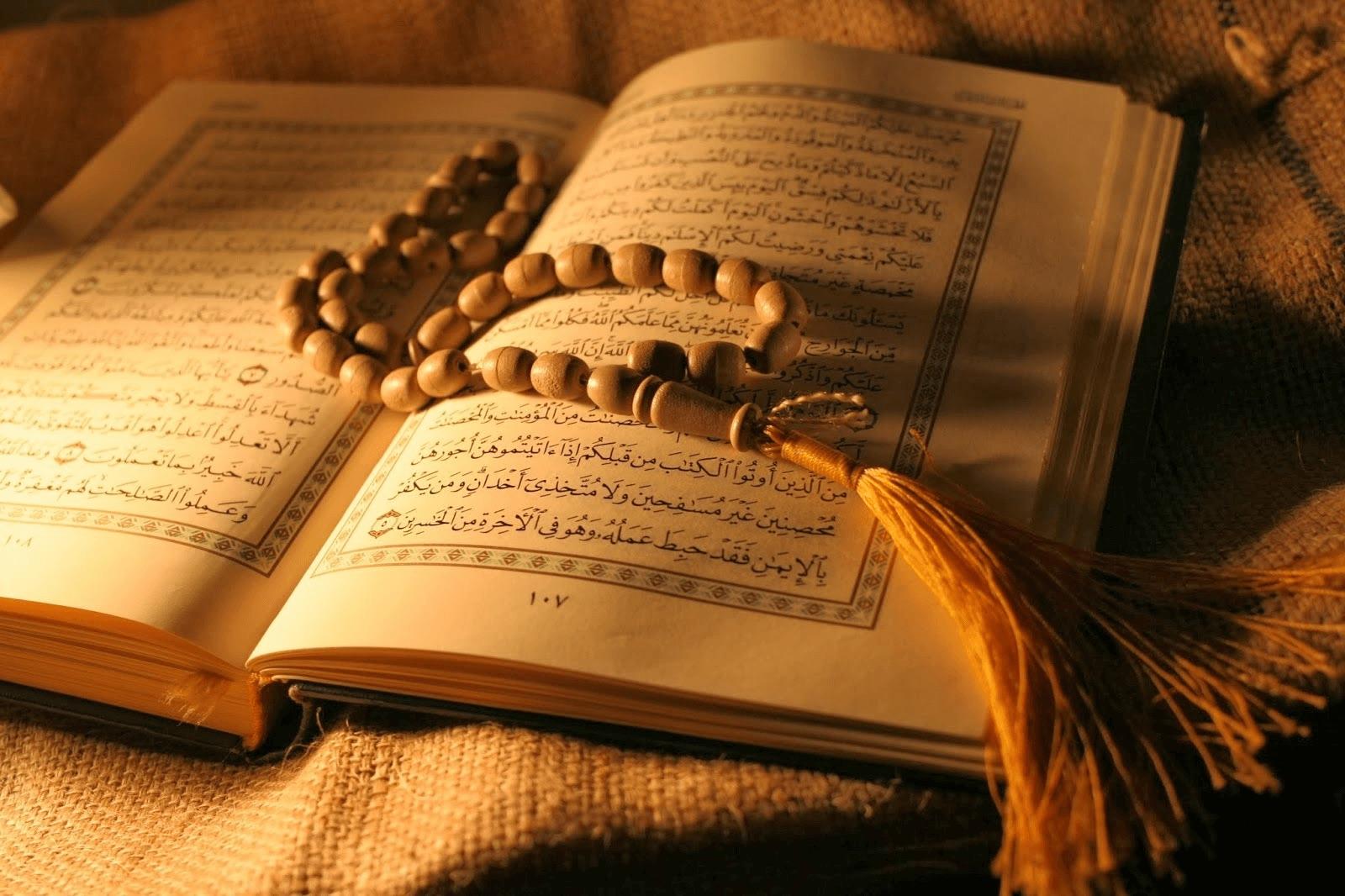 Половая близость в комноте, в которой Коран